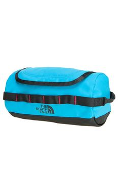 THE NORTH FACE Base Camp Travel Canister 2012 turquoise blue #planetsports