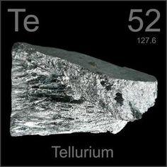 tellurium - Google Search