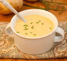 Potato Leek Soup - Once Upon a Chef#more