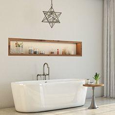 Luxury 67 inch Freestanding Tub with Modern Tub Design in... http://www.amazon.com/dp/B01C7PVU9A/ref=cm_sw_r_pi_dp_3o1qxb0DCJBTZ
