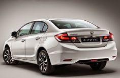 novo carro honda civic 2015 preço