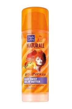 18 Best-Selling Natural Hair Products #refinery29  http://www.refinery29.com/most-popular-natural-hair-care-brand-products#slide-5  This product takes away the guesswork of cocktailing, providing you with a balanced combination of conditioning gel and moisturizing butter. Shrinkage, be gone. Dark and Lovely Au Naturale Anti-Shrinkage Easy Twist Gel N' Butter, $8.99, available at Sally Be...