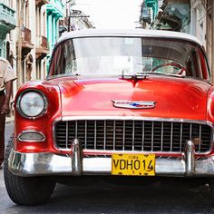 Havana, Cuba Cuban Cars, Salsa Party, Cuban Culture, Old American Cars, Havana Cuba, Countries Of The World, Beautiful Islands, Old Cars, Photo S