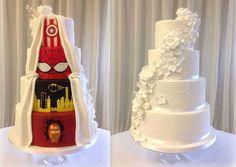 Mariage De Geeks sur Pinterest  Mariages, Gâteaux De Mariage De ...