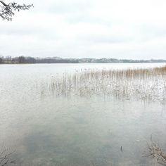 A tak wyglądają dziś jeziora kaszubskie. Prawie 11-sto kilometrowa wycieczka w deszczu #feelsgood #szaleni #naswiezympowietrzu #offline