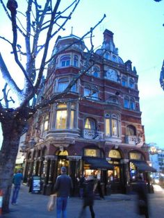 Hammersmith, London. The Swan pub.