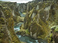 Feather River Canyon, Iceland