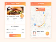 An APP used for fast food take-out. Order what you like. Burgers can be more.  西式快餐外卖APP  PS:i wish my Happy birthday