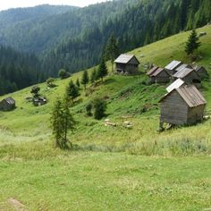 Hiking in the heart of Apuseni Mountains, Romania. From £587