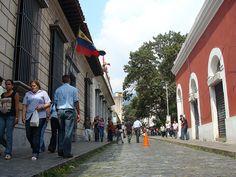 Casa natal de SImon Bolivar , Caracas