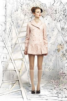 Red Valentino Fall 2012 Ready-to-Wear Collection Slideshow on Style.com