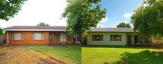 Brown Brick Exterior on Pinterest | Brick Exteriors, Acme Brick and ...