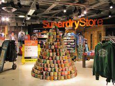 Superdry Store. Citadium. Paris | Superdry