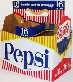 Pepsi Carton