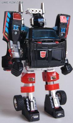 Transformers G1 Trailbreaker - Unicron.com