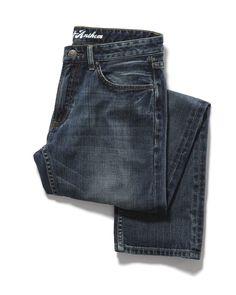 Flag & Anthem Erie Jean Straight   #Denim #MensJeans #Jeans #Fashion #Everydaywear #MensWear