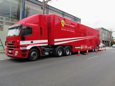 IVECO teams with the 'prancing horse' for GT success ...