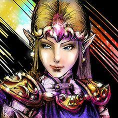 VVernacatola Art: Zelda