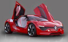 2010 Renault DeZir Concept Wallpaper (1600×1007)