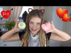 DIY Valentijn Bruisballen - YouTube