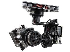 3 Axis Brushless Gimbal with original #AlexMos Controller / flashsale 118 $
