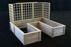 DREAM!!! Raised Garden Bed Kit - Get U-Shaped Raised Beds