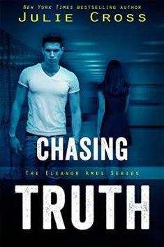Chasing Truth (Eleanor Ames #1) by Julie Cross @Juliecross1980 @EntangledTeen #bookreview #YA #mystery #romance | Carries Book Reviews