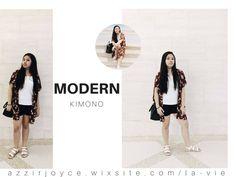 Style Lifestyle Modern Kimono