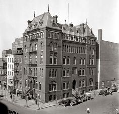 The Salvation Army women's dorms in Washington, DC