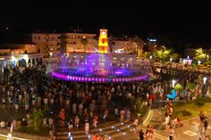 Marmaris Musical Fountain Square