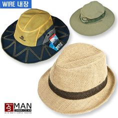 Gmarket - Straw Hat/Fedora