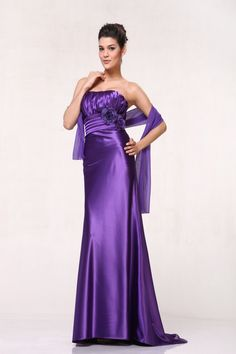Classic Long Formal Bridesmaids Cheap Prom Dress