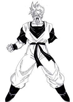 SSJ Future Gohan by lenbeezy on DeviantArt Dragon Ball Z, Mirai Gohan, One Piece Anime, Dbz, Saitama, Deviantart, Artist, Fandoms, Wallpapers