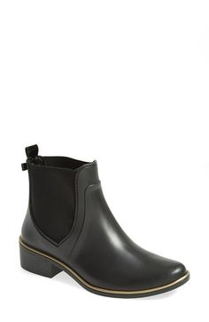 online shopping for kate spade new york 'sedgewick' rubber rain boot (Women) from top store. See new offer for kate spade new york 'sedgewick' rubber rain boot (Women) Suede Boots, Bootie Boots, Ankle Boots, Nordstrom Boots, Nordstrom Rack, Rainy Day Fashion, Spring Fashion, Black Rain Boots, Snow Boots Women