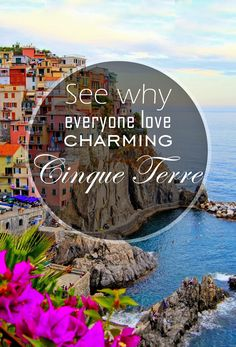 See why everyone love charming Cinque Terre #travel #italy