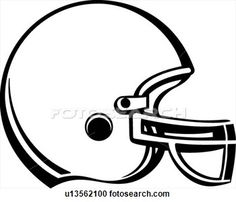 Clipart - football helmet.  fotosearch - search  clipart, illustration  posters, drawings  and vector eps  graphics images