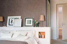 Cabeceros de obra para decorar tu dormitorio