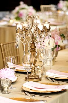 Color Theme: Luxury Gold Wedding Decorations ❤ See more: http://www.weddingforward.com/gold-wedding-decorations/ #weddings