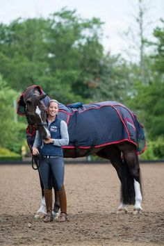 Charlotte Dujardin and Valegro. I watched her  in-person take the Gold Medal at London 2012. Absolutely amazing!