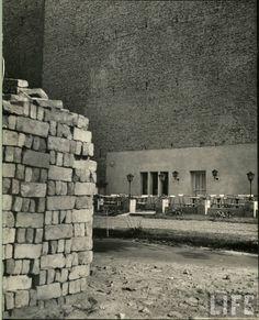 nina leen:  berlin 1950