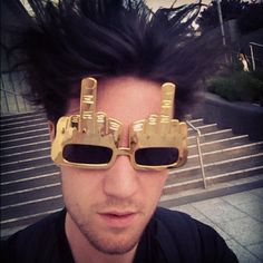 Great Bands, Cool Bands, Oakley Sunglasses, Mens Sunglasses, Meaningful Lyrics, Dan Smith, Bad Blood, Bastille, Give It To Me