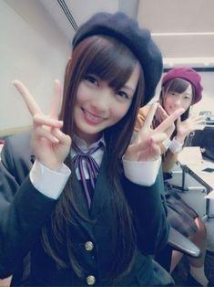 乃木坂46 (nogizaka46)  Shiraishi Mai (白石 麻衣) Saito Yuuri (斉藤 優里) ♥ ♥ ♥ ♥ ♥ (o^^)//