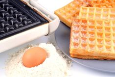 Gaufre au Thermomix