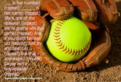 Find a local summer softball league, camp or tournament across the US and Canada. Looking to improve your game? Search for softball clinics and lessons. Softball Tournaments, Softball Drills, Softball Bows, Softball Coach, Softball Quotes, Softball Catcher, Girls Softball, Softball Players, Fastpitch Softball