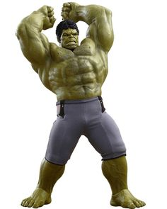 Hulk (Deluxe) - Avengers: Age of Ultron - Hot Toys