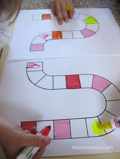 Have little ones that still need to learn their colors? Try this fun, homemade game idea for kids that I made for my daughter that taught her an easy way to learn her colors. It's a great way to teach them one of the basics!  #teachmama #toddler #toddleractivities #teachingkids #earlylearning #preschool #teaching #activitiesforkids #education