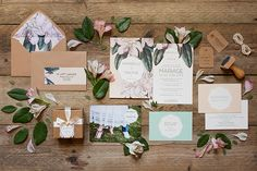 My Dear Paper - Wedding Vintage Garden 1 collection - Photo by Cyrielle Mothas