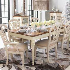 Monet 5 Piece Dining Room Furniture Suite
