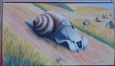 Vehicles, Poster, Citroen 3cv, Motorcycles, Beautiful Paintings, Old Cars, Steamer Trunk, Rolling Stock, Posters