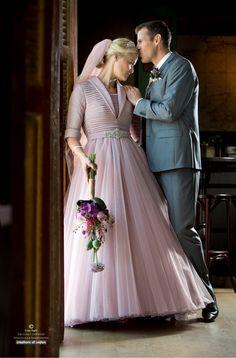 Bijzonder exclusieve ontwerpen! Strálen in een jurk van Speksnijder Bruidsmode | Creations of Leijten | www.bruidscollectie.nl